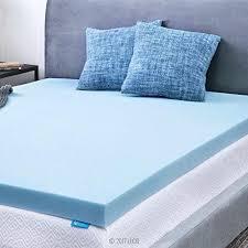 memory foam mattress topper twin sleep 2 gel memory foam mattress