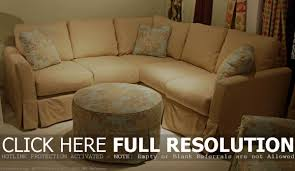 Slipcover Sectional Sofa by Slipcovers For Sectional Sofas Best Home Furniture Decoration