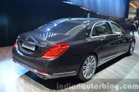 mercedes maybach mercedes maybach s600 u2013 motorshow focus