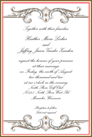 formal invitations free formal invitations templates europe tripsleep co