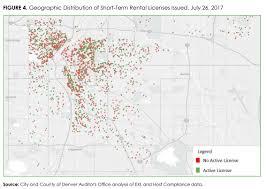 Denver Neighborhoods Map Denver Needs Better Short Term Rental Enforcement