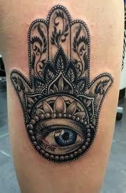 hamsa hand tattoo by shadow3217 on deviantart