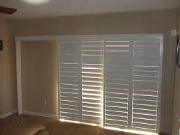 Sliding Shutters For Patio Doors Shutters On Patio Door Patio Door Shutters Sliding Doors