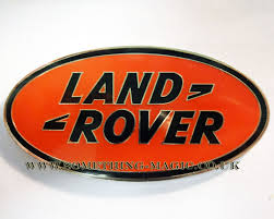 land rover logo your badges