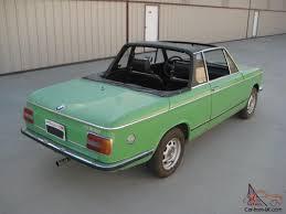 bmw 2002 baur cabriolet bmw 2002 baur targa convertible