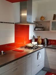 crédence verre trempé cuisine crédence de cuisine en verre angoulême verre solutions