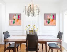 Orange Dining Room Foolproof Dining Room Layout Tips Wayfair