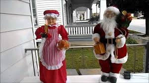 animated santa and mrs claus christmas 2014 youtube
