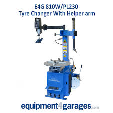 semi automatic car tyre changer helper arm