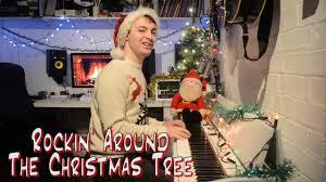 Brenda Lee Rockin Around The Christmas Tree Lyrics Rocking Around The Christmas Tree Xmas Cover By Brenda Lee