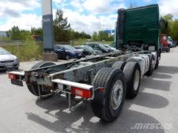 volvo 2010 truck used volvo fh13 500 8x2 alusta cab u0026 chassis year 2010 price