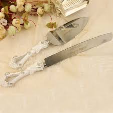 online get cheap wedding cake serving set personalized aliexpress