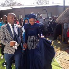 traditional wedding tokelo rantie ties the knot with gaoitswe gigi diski 365