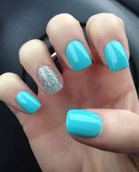 gel nails or acrylics glamour nail salon