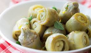comment cuisiner les artichauts mini coeurs d artichauts entiers surgelés les légumes picard