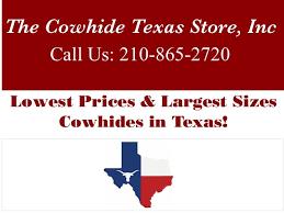 Cowhide Prices Cowhide Texas Store Leather Goods 3700 Fredericksburg Rd San