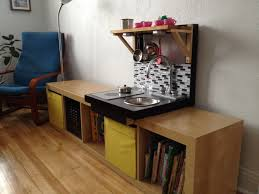 second hand ikea wooden play kitchen kitchen cabinets