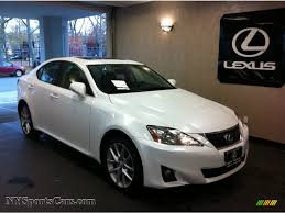 lexus es 350 for sale 2009 2011 lexus is 250 awd in starfire white pearl photo 2 051431