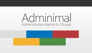 theme drupal menu block adminimal responsive administration theme drupal org