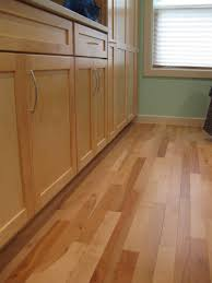 Floor Kitchen Cabinets by Dining Room Cozy Cork Flooring Pros And Cons With Oak Kitchen