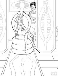 gi joe queen of cobra lineart by zpansven on deviantart