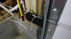 liftmaster jackshaft garage door opener liftmaster 8500 jackshaft power lock free replacement or repair