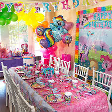 my pony party ideas my pony party ideas party city