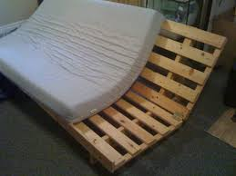 Futon Frame And Mattress Futon Mattress Frame A Mes Yeux By Tracy Fisher