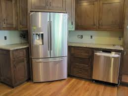 Lower Kitchen Cabinets by How Deep Are Kitchen Cabinets Good Looking Kitchen And Bathroom