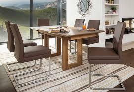 Esszimmertisch Deutsch Standard Furniture Komforto Esszimmertisch Ausziehbar Massivholz
