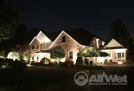 5 led landscape lights installed for 995 all wet inc