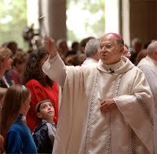 Samuel Flores San Antonio U0027s Retired Archbishop Patrick Flores First Mexican