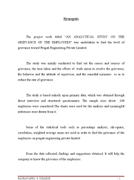 work grievance letter template grievance of employees project employment engineering