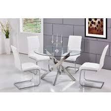 white dining room sets modern contemporary dining room sets allmodern