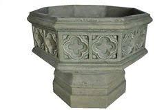 Stone Urn Planter by Mpg Granite Cast Stone Gothic Urn Flower Pot Lawn Garden Center