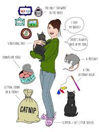 Crazy Cat Lady Memes - confessions of a crazy cat lady ryersonian ca
