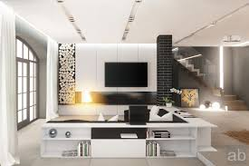Tv Wall Unit Designs For Living Room  Tv Unit Storage - Designer wall unit