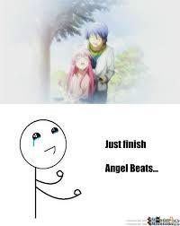 Angel Beats Memes - angel beats by misteltein meme center
