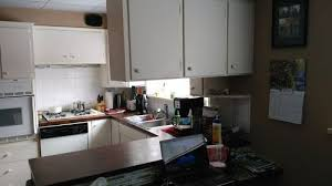 How To Change Cabinet Doors How Can I Change My 1960 Kitchen Cabinet Doors Which Are Flat To