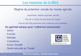 msa siege social la mutualité sociale agricole ppt télécharger