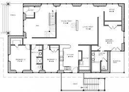 farmhouse plans with porch small open plan house plans home act