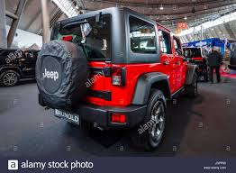 suv jeep 2017 stuttgart germany march 03 2017 mid size suv jeep wrangler