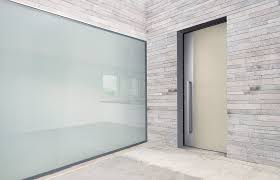 contemporary exterior doors material latest trends of