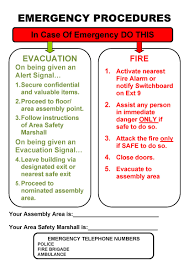 evacuation plan for home in case of fire home plan