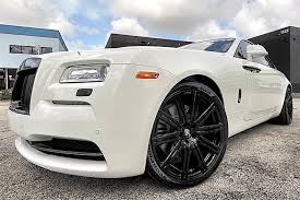 roll royce celebrity carlos boozer joins the rolls royce wraith wave