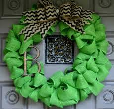 burlap wreaths how to make a burlap wreath 30 diy tutorials guide patterns