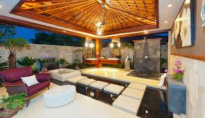 covered back patio ideas landscaping gardening ideas