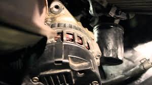2001 hyundai santa fe alternator replacement how to change alternator hyundai elantra 01 06