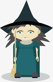 halloween wizard vector hand blue wizard hat png and vector for