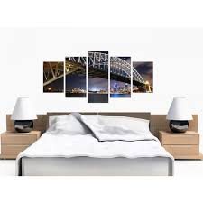 art on canvas sydney with over 800 unique tram signs wall art sydney australia canvas prints for your living room 5 piece
